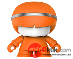 BOY MINI 3 inch Wireless Speaker [XBOY81001.20A] - (Matt Orange)