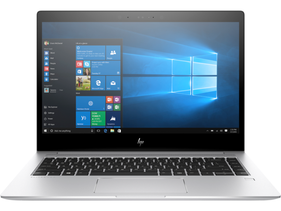 HP EliteBook 1040 G4 i5 8GB 256GB SSD WinPro 14in [2YZ15PA]