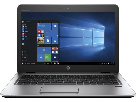 HP EliteBook 840 G4 i5 8GB 256GB SSD WinPro 14in [1PM85PA]